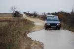 1 Dacia lui Eugen, Tunetul albastru, în Raliul Malarişca 1
