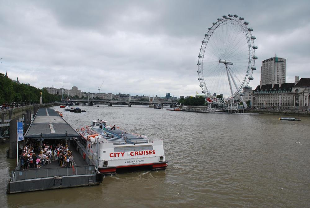 The London Eye - Ochiul Londrei (3/6)