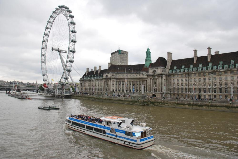 The London Eye - Ochiul Londrei (4/6)