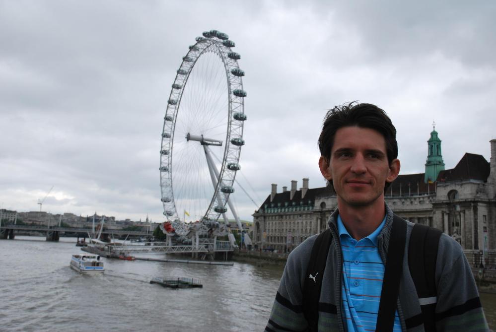 The London Eye - Ochiul Londrei (5/6)