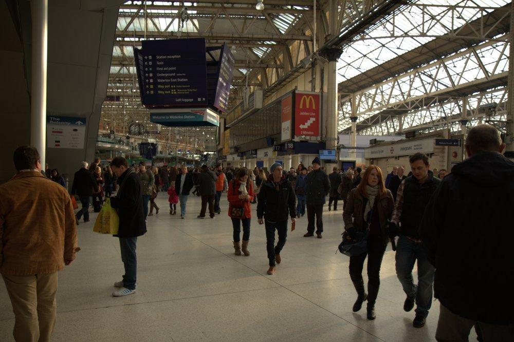 Londra - decembrie 2012 (1/6)