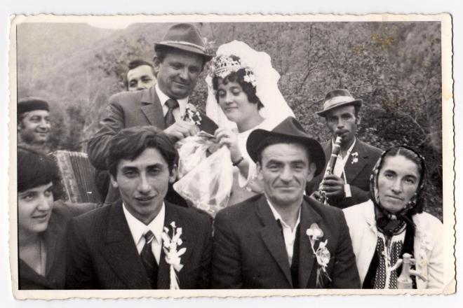 nunta nana Nicusor