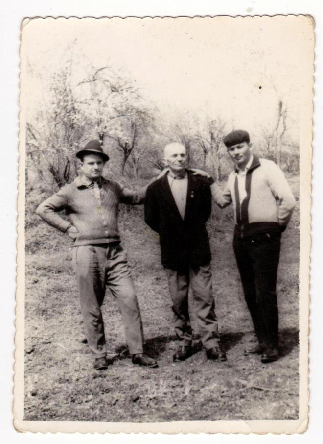 Tata Nelu 1965