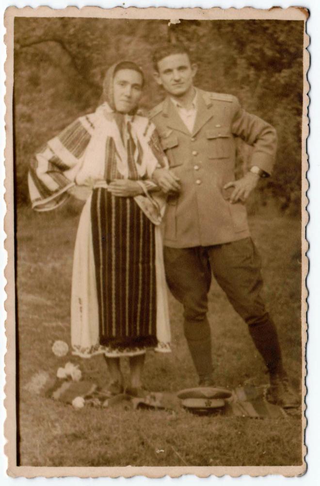 Tata Nelu & bunica