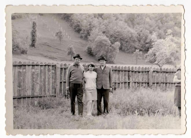 Tata Nelu & familia Radulescu