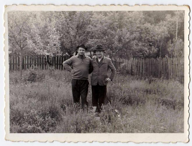 Tata Nelu & Gogu Radulescu