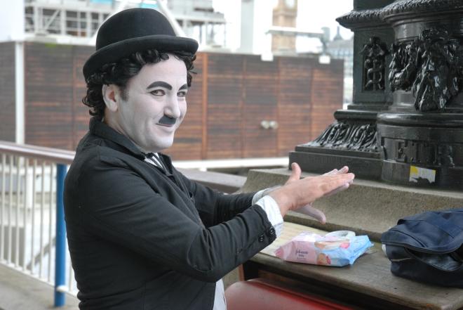Chaplin © 2010 Elvis Dobrescu