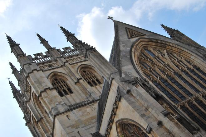 Merton College Chapel University of Oxford