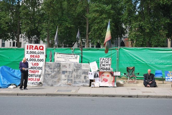 Protest pasnic © 2010 Elvis Dobrescu
