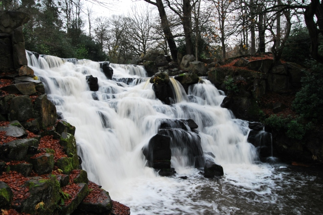 Virginia Water Cascade (3)