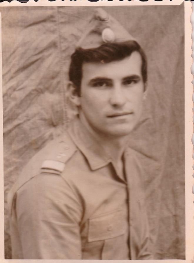 Finuionmilitarportret